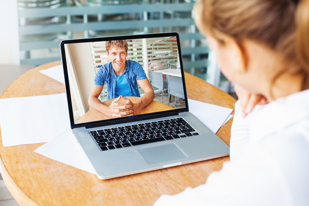 Online video consultation