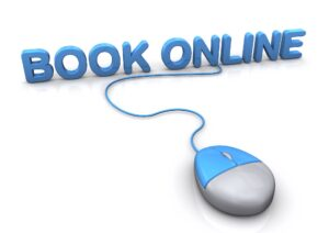 Book online by clicking here